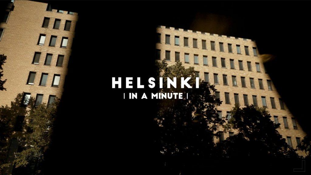 helsinki in a minute a growth haker