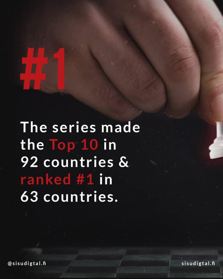 Netflix effect - The Queen's Gambit 5
